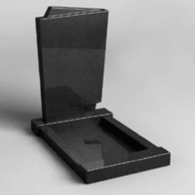 3d model of the monument 18