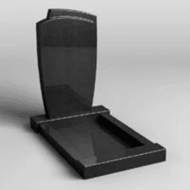 3d model of the monument 19