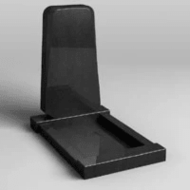 3d model of the monument 3
