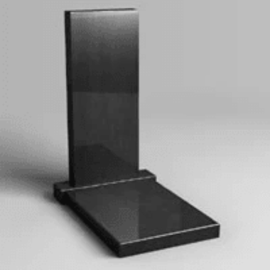 3d model of the monument 8