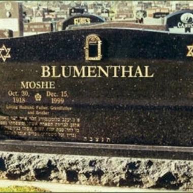 jewish monuments 8